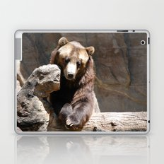 Posing for the Camera Laptop & iPad Skin