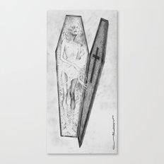 Vampyr Canvas Print