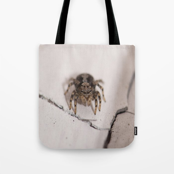 Stalking prey Tote Bag