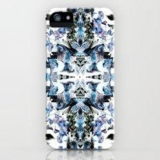 Kaleidoscope Crystals iPhone (5, 5s) Slim Case