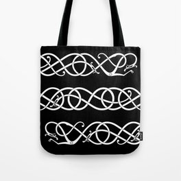 Urnes Style Ornament V Tote Bag
