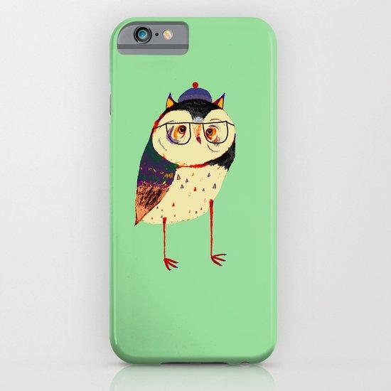 Owl Cutey. iPhone & iPod Case