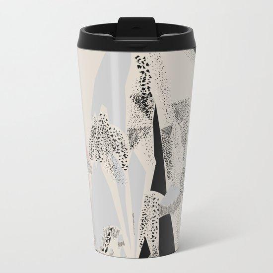 Dusty Mountain Metal Travel Mug