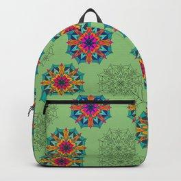 Mandala 4.2.2 Half Drop Pattern Backpack