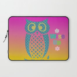 Wise Up Laptop Sleeve