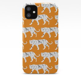 Tiger Print iPhone Case