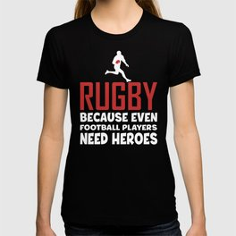 Rugby Heroes T-shirt