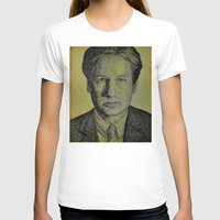 mulder T-shirts featuring Mulder  by Jenn