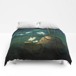 The Moth Basket Comforters