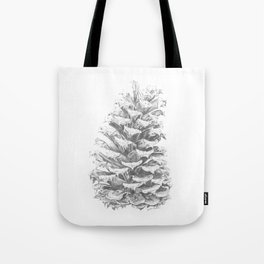 Pine Cone (Extended) Tote Bag