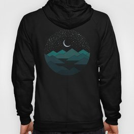 Between The Mountains And The Stars Hoody