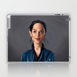 Celebrity Sunday ~ Archie Panjabi Laptop & iPad Skin
