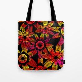Big Floral 1 Tote Bag