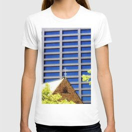 Blessing the Skyscrapers T-shirt