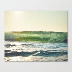 see through Canvas Print