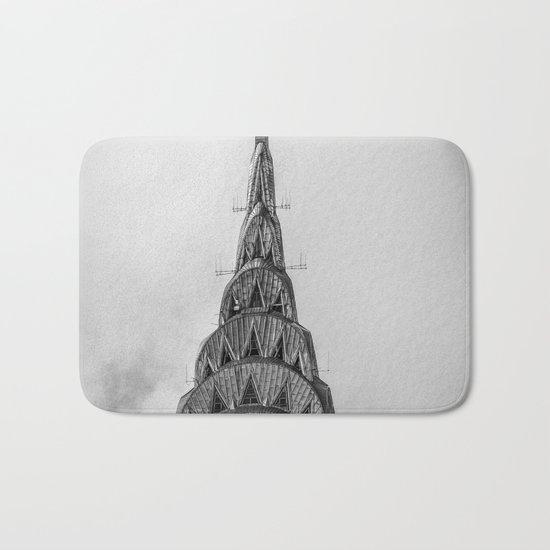 Chrysler Building New York USA Bath Mat