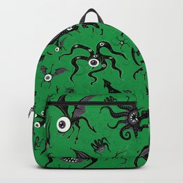 Cosmic Horror Critters Backpack