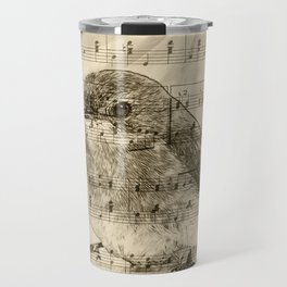 Songs of Birds Travel Mug