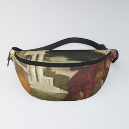 "Veronese (Paolo Caliari) ""Allegory of Virtue and Vice or The Choice Between Virtue and Vice"" Fanny Pack"