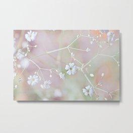 Pastel Wonderland Metal Print