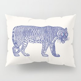 Smile Tiger, it's Summer Pillow Sham