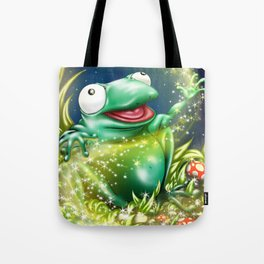 Magic in the forest Tote Bag