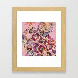 Pelargonium 2 Framed Art Print