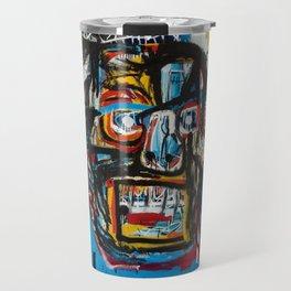Jean-Michel Basquiat, Untitled Skull (1982) - Society6 Best Artwork  Home Decor Travel Mug