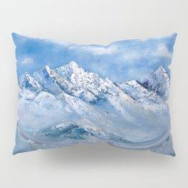 Himalayas. mountain landscape Pillow Sham