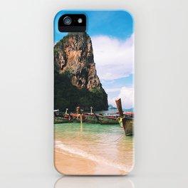 Thailand Beach iPhone Case