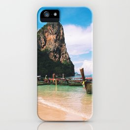 Thailand Beach iPhone Case