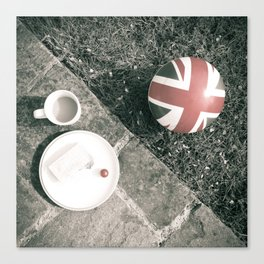 British Sunday | Still Life 88B Canvas Print