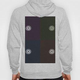 Spiral Lines 4 Dark Colors Hoody