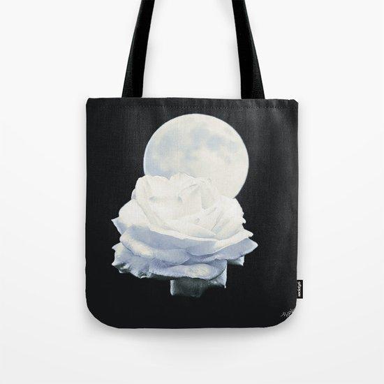 Moon Rose (2) Tote Bag
