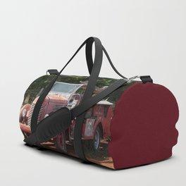 Antique Fire Truck Duffle Bag