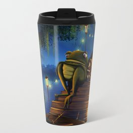 A Cup of Tea Fixes Everything Travel Mug