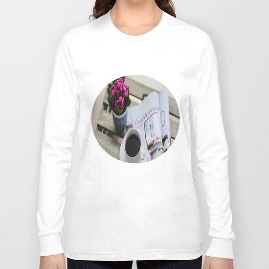 Good Morning To YOU! Long Sleeve T-shirt