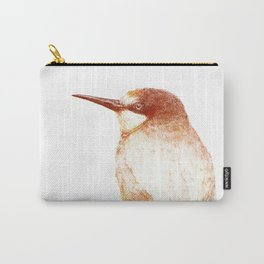 European bee-eater (Merops apiaster) - color Carry-All Pouch