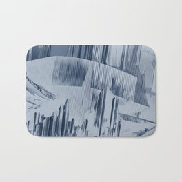 Abstract Composition 307 Bath Mat