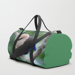 Blue Bellied Roller Duffle Bag