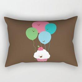 A Light Snack Rectangular Pillow