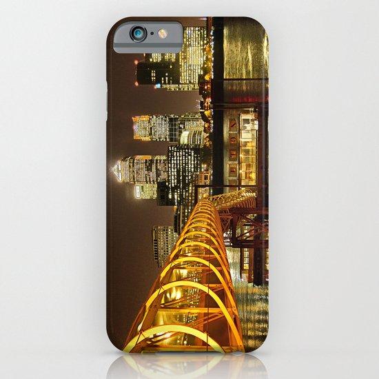 London, Piers of Docklands Hilton iPhone & iPod Case