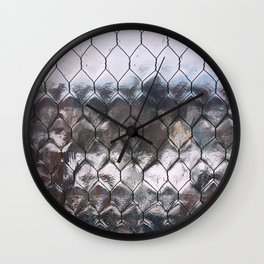 Abstract Photography Wall Clock