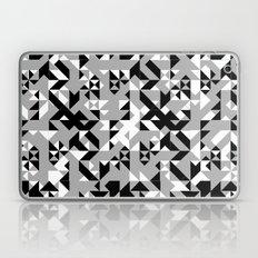 BW Geometric  Laptop & iPad Skin