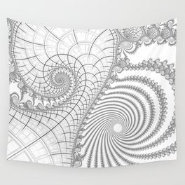 Peaks And Troughs 2 Wall Tapestry