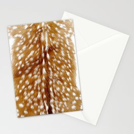 Fawn Print Stationery Cards
