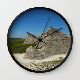 The Beauty Of A Rough Country Wall Clock