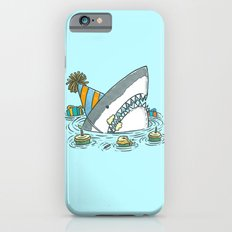 Birthday Shark II iPhone 6s Slim Case