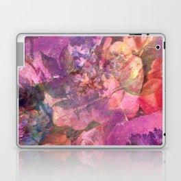 Unfolding Flowers Laptop & iPad Skin