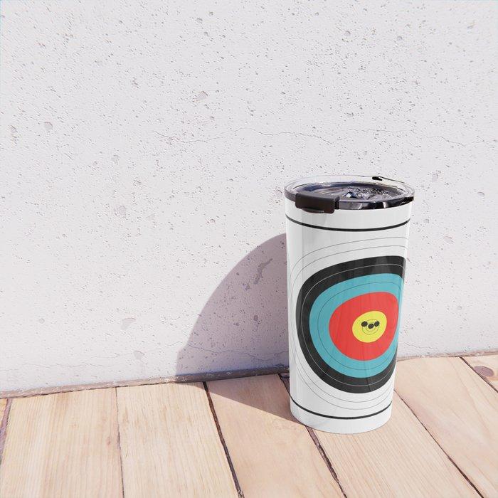 Marksman Target Grouping Travel Mug